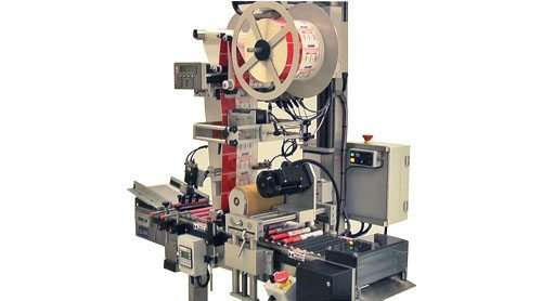 Fluid Solutions Automatic Small Diameter Wrap Labeler™